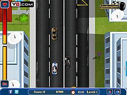 Police Academy Rush game