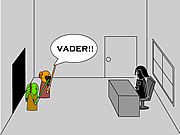 شاهد كارتون مجانا Star Wars: The Hunt For Vader Part 1