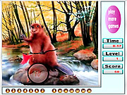 Juega al juego gratis Little Naughty Squirrels Hidden Numbers