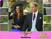 Juega al juego gratis Royal wedding 2nd anniversary