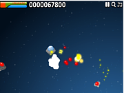 Space Shootout game