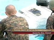 Watch free video Marines Go Through Helo Dunker
