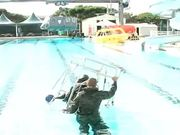 Watch free video Marines Go Through Helo Dunker