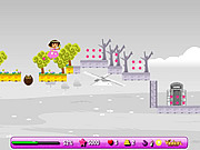 Juega al juego gratis New Dora Flower World
