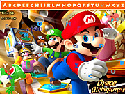 Escape Mario Hidden Alphabets game
