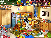 Happy Kitty Room game
