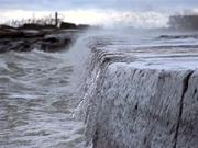 Watch free video Waves Crashing