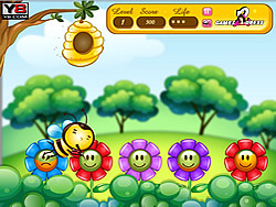 Bee Amass game