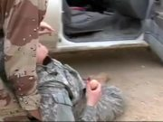 Watch free video Marines Teach Iraqi Soldiers First Aid
