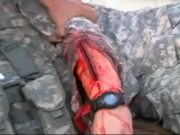 Watch free video Marines Teach Iraqi Soldiers First Aid