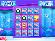 Juega al juego gratis Winter Wonderland Match