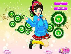 Pretty Cure Dressup game