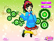Pretty Cure Dressup game