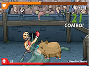 Super Duck Punch Horse Edition game