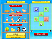 Go Shopping (Math) game