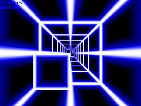 Play Death Run 3D game online - Y8.COM