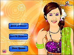 Indian Style Makeover game