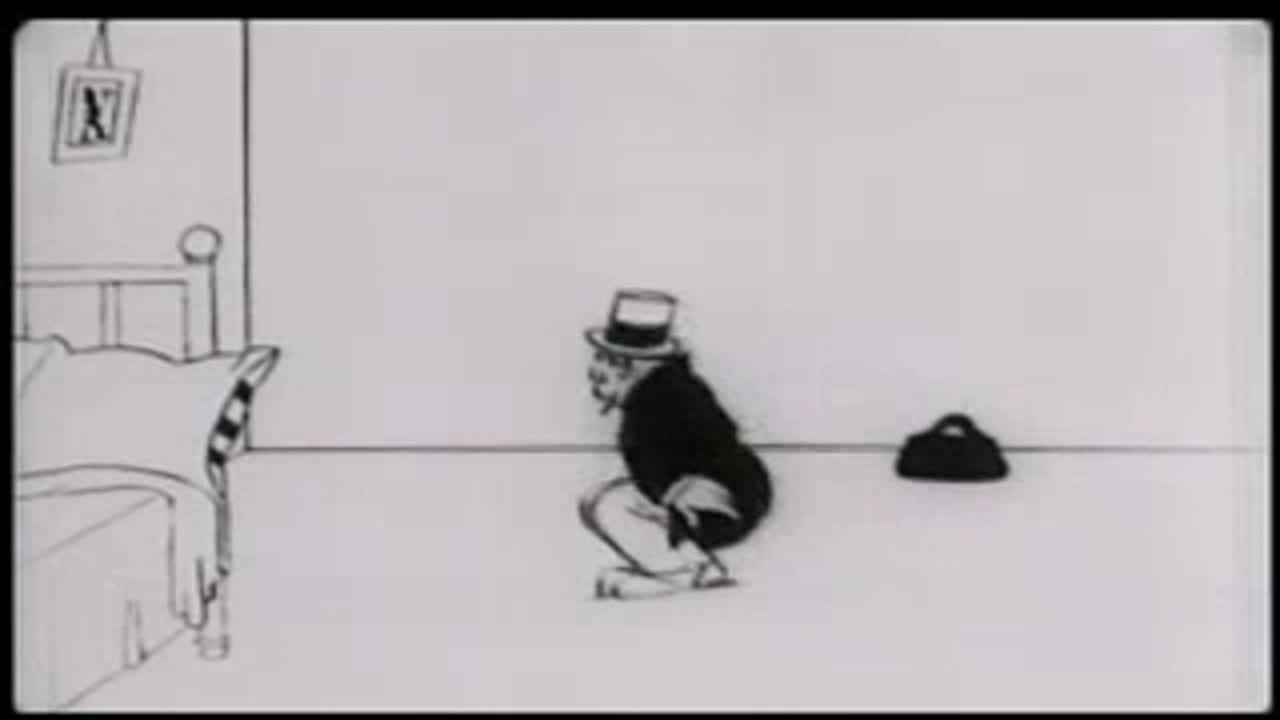 Watch free video Felix the Cat: Felix in Hollywood