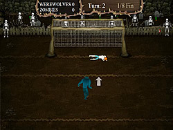 Graveyard Penalty Cup game