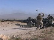 Artillery Trains for Afghanistan
