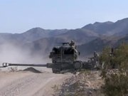 Watch free video Artillery Trains for Afghanistan