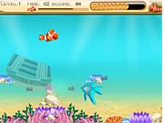 Nemo Finding foods
