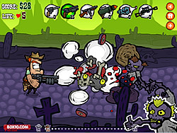 Zombiewest game