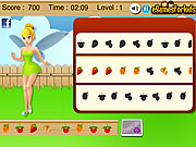 Tinkerbell Fruit Fun game