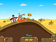 Flinstones Ride game