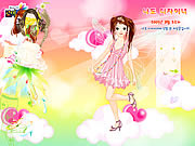 Butterfly Girl Dress Up لعبة