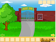 Juega al juego gratis Escape the Zoo 2