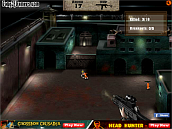 Prison Shootout game