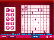Gioca gratuitamente a Greater Than Sudoku 1