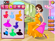 Juega al juego gratis Romantic Dinner Date Makeover