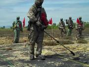 Watch free video Vietnam Starts UXO Clearance in Danang