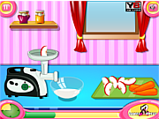 Bunny Snap Juice Recipe game