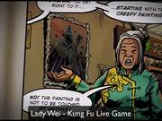 Watch free video Mara Junot - Video Game Demo