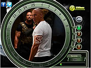 Fast and Furious 6 - Hidden Numbers game