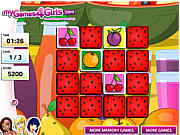 Fruit Memo Game