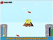 Spongebob Jump Underwater game