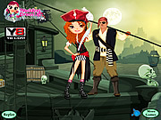 Pirate Honeymooon game
