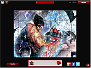 Street Fighter Jigsaw game