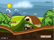 Tractor Racer game