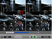 เล่นเกมฟรี Force of War: Find the Differences