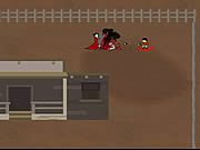 Aggressive Attack game