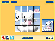 Hello Kitty Clouds game