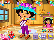 Dora Kindergarten Adventure game
