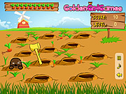 Whack Ground Hogs game