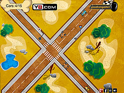 Buggy Traffic Madness game