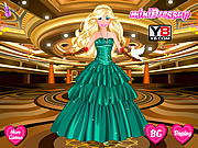 Charming Barbie Princess Makeover game